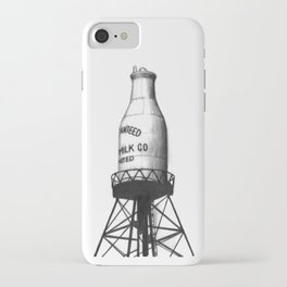 Montreal's Guaranteed Milk Co Limited iPhone Case