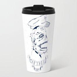 Captain Fury Travel Mug