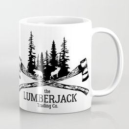 The Lumberjack Trading Co Coffee Mug
