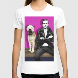 Ryan Gosling and friend T-shirt