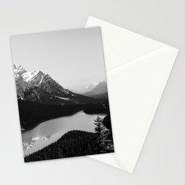 Peyto Lake Alberta Travel Stationery Cards