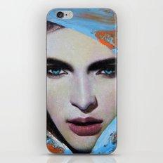 Face 19 iPhone & iPod Skin
