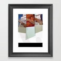 ROUGHKut#041116 Framed Art Print