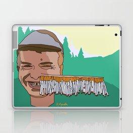 I love you mum Laptop & iPad Skin