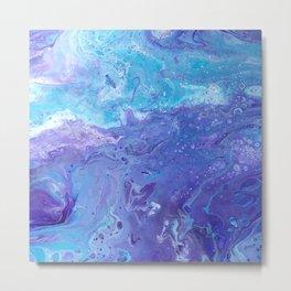 Blue Lagoon Metal Print