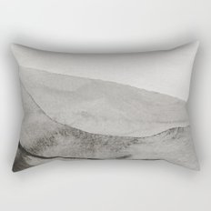 Ink Layers Rectangular Pillow