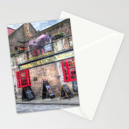 The Anchor Pub London Stationery Cards
