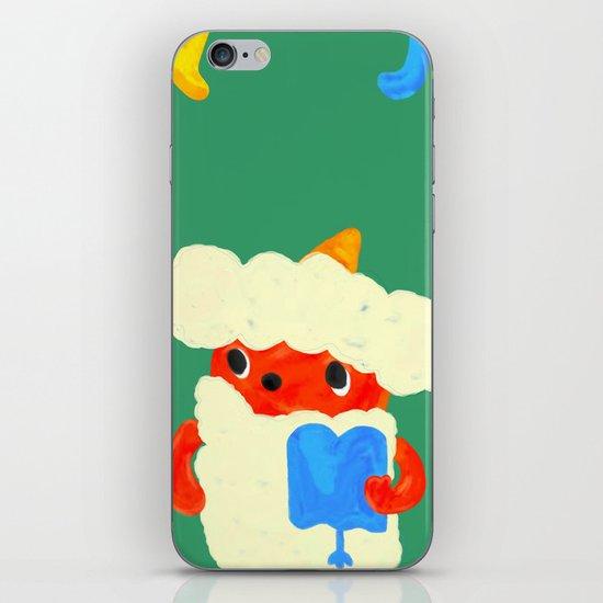 Baby demon (Japanese baby demon) iPhone Skin