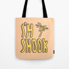 I'M SHOOK Tote Bag