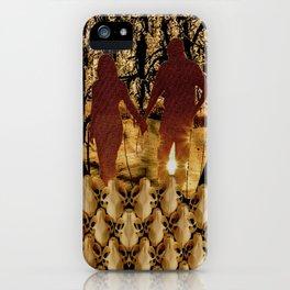 Eureka Paprika iPhone Case