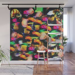 Fish and Fishes Wall Mural