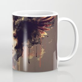I am the Mockingjay Coffee Mug