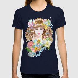 Lara-flower girl T-shirt