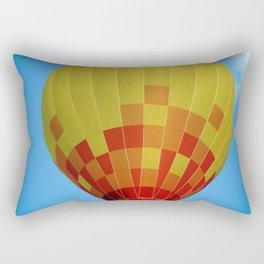 Hot Air Balloon Rectangular Pillow