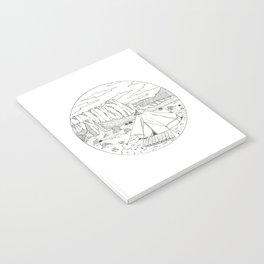 Yurt Dreams Notebook