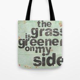Greener Tote Bag