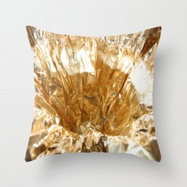 foil2 Throw Pillow