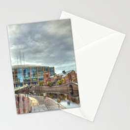 Barclaycard Arena and the Malt House Pub Stationery Cards