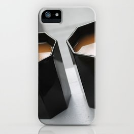 Coffee for Two iPhone Case