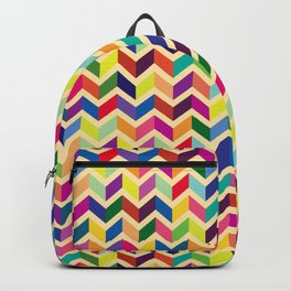Geometric Pattern #2 Backpack