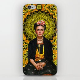 Frida Kahlo 3 iPhone Skin