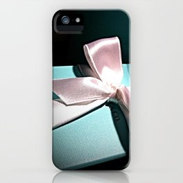 PMS 1837 [Tiffany Blue] iPhone Case