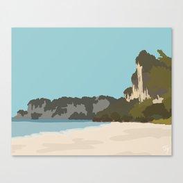 Thailand Escape Canvas Print