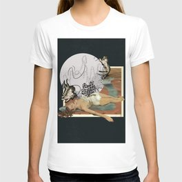 maggie and the moon T-shirt