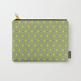 Kiwi Pattern Carry-All Pouch