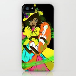 Bound to Me, Bound to Thee iPhone Case