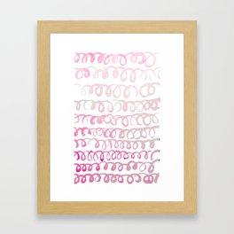 festive Framed Art Print