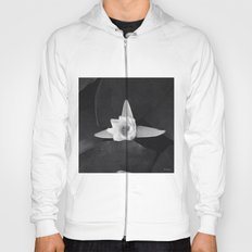 lilly black and white Hoody