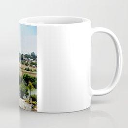 Tailem Bend Bridge over the Murray River Coffee Mug