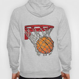 ball basket Hoody