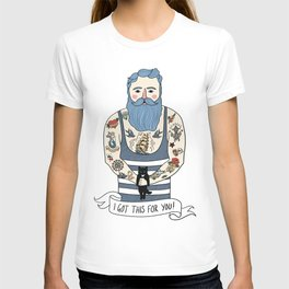 Tattooed Joe T-shirt