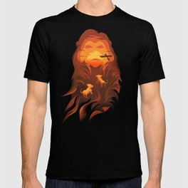 The Lion King - Into The Wild T-shirt
