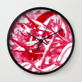 Bloom 1 Wall Clock