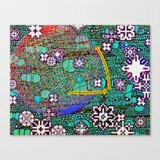 Wintermute Canvas Print