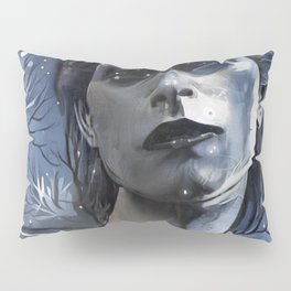 Wintry David Pillow Sham