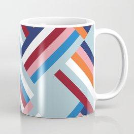 Herringbone Pattern Coffee Mug