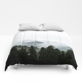 The Way Through The Woods Comforters