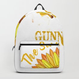 Gunnison The Sun Will Rise We Will Try Again Backpack