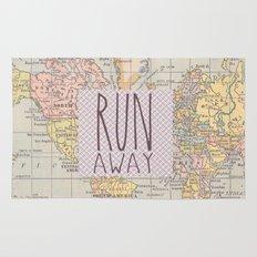 Run Away Rug