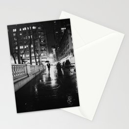 New York City Noir Stationery Cards