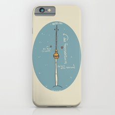 Der Fernsehturm Slim Case iPhone 6s