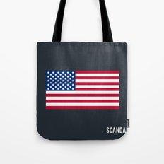 Scandal - Minimalist Tote Bag