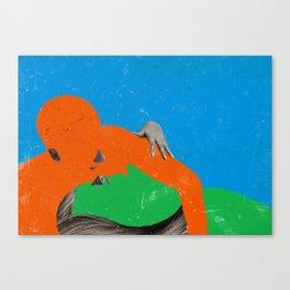 LOVE-12 Canvas Print