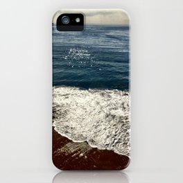 Seaside.  iPhone Case