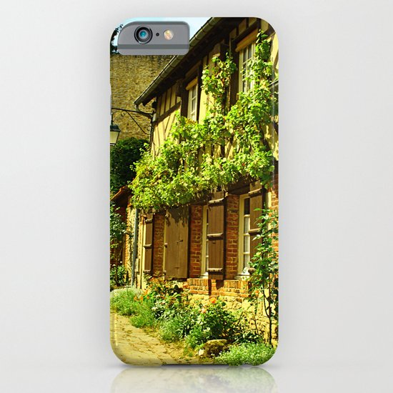 La Petit Ruelle iPhone & iPod Case