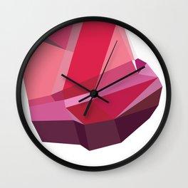 TheRosaDiamonds Wall Clock